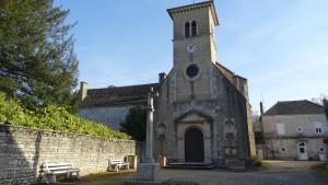 Eglise du Bourg avant